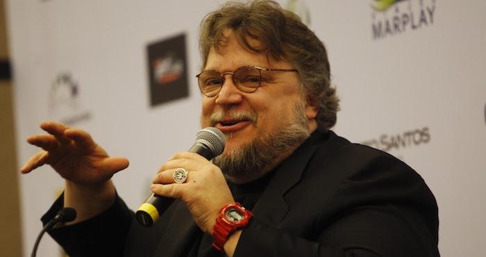 El director Guillermo del Toro. Foto: Cuartoscuro
