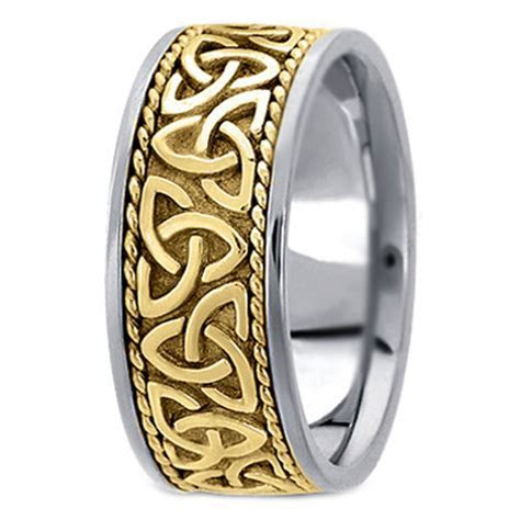 yellow gold   Wedding Bands from MDC Diamonds