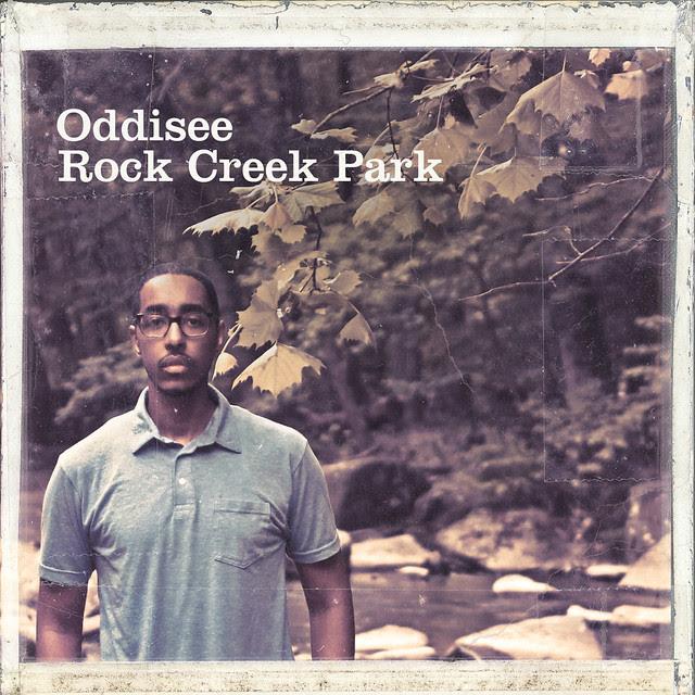 oddisee Rock Creek Park Cover