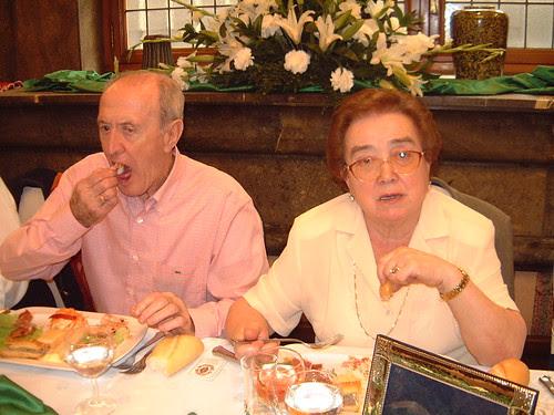 Tío Juanito y Tía Pilar