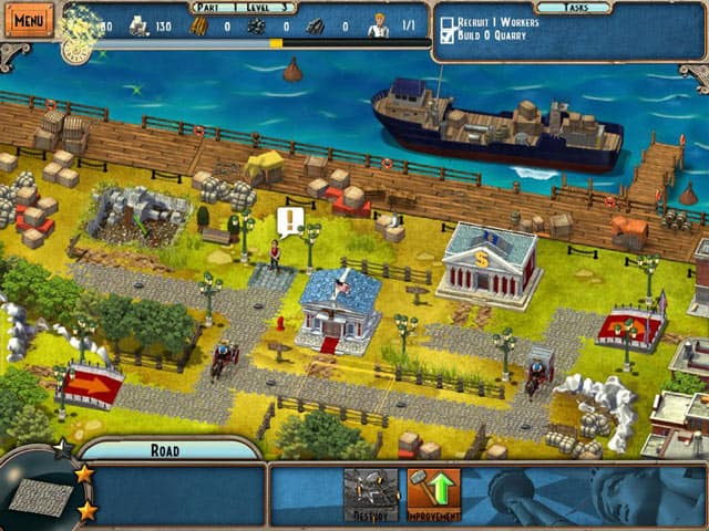 Statue of Liberty Free PC Game Screenshot