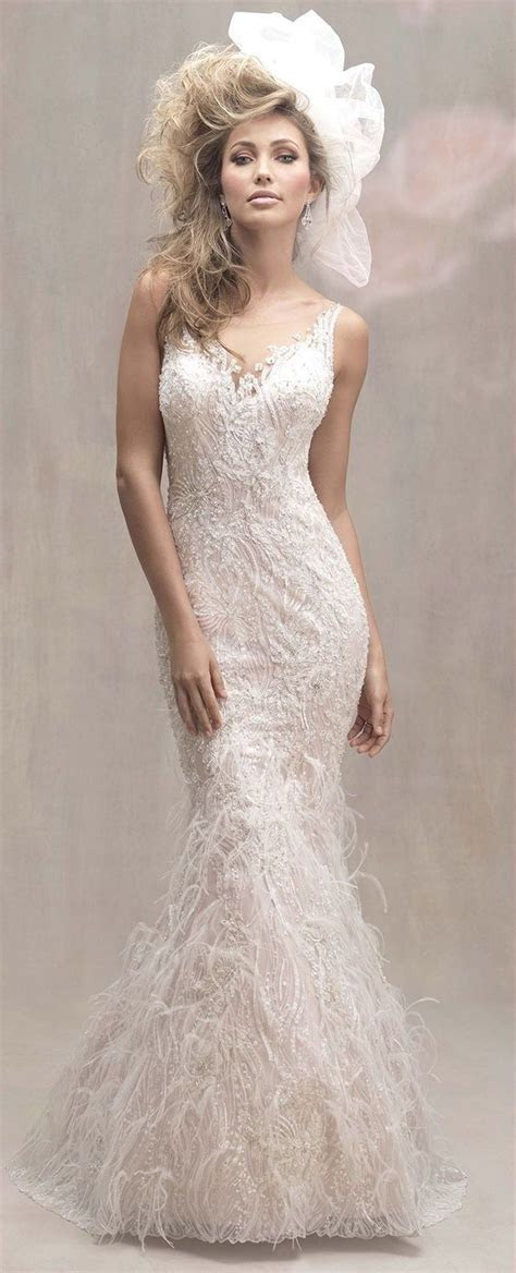 201 best Sheath Wedding Dresses images on Pinterest