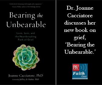 PW FaithCast: A Conversation with Joanne Cacciatore