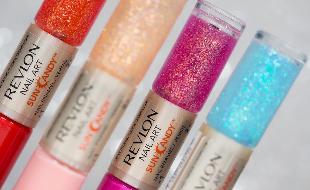 The Office Chic Revlon Nail Art Sun Candy Is Heating Things Up With Their Vibrant Hues Review