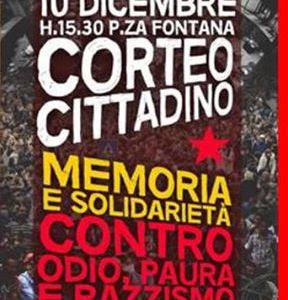 Milano manifesto12 dicembre