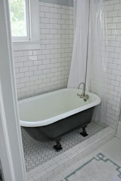 Clawfoot Tub Shower Combo Bathtub Designs
