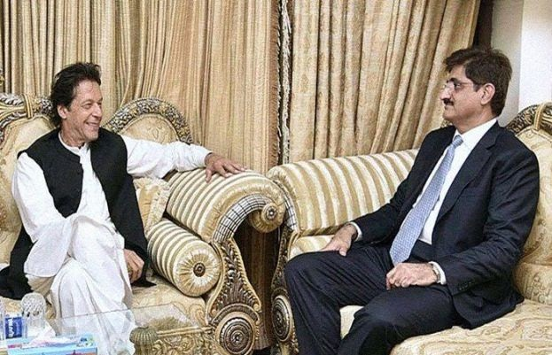 CM Murad formally asks PM Imran to direct establishment division for appointment of new Sindh IGP