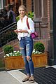 nina agdal wears nothing at all while waiting for pizza 03