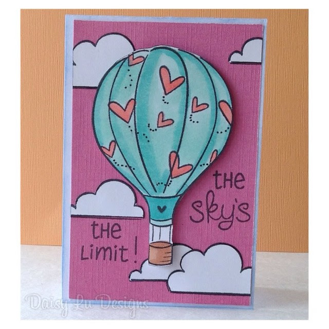 The skies the limit!