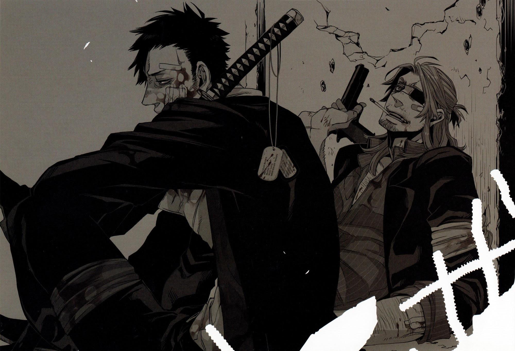 Gangsta Anime Wallpaper (77+ images)