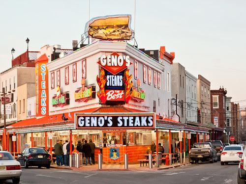 Geno's storefront