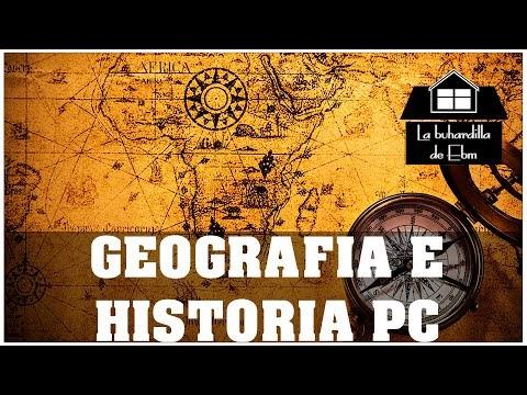APRENDE GEOGRAFIA E HISTORIA JUGANDO CON TU PC