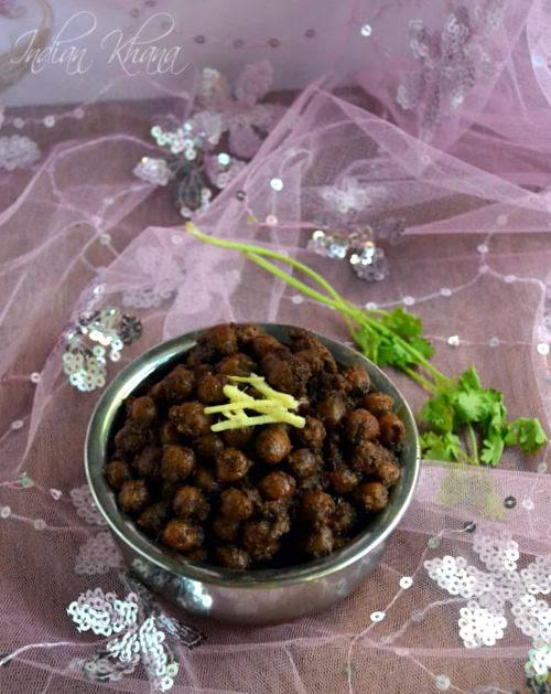 Pindi Chole Recipe Rawalpindi Chana Masala