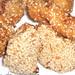 Croccantini di pollo al sesamo