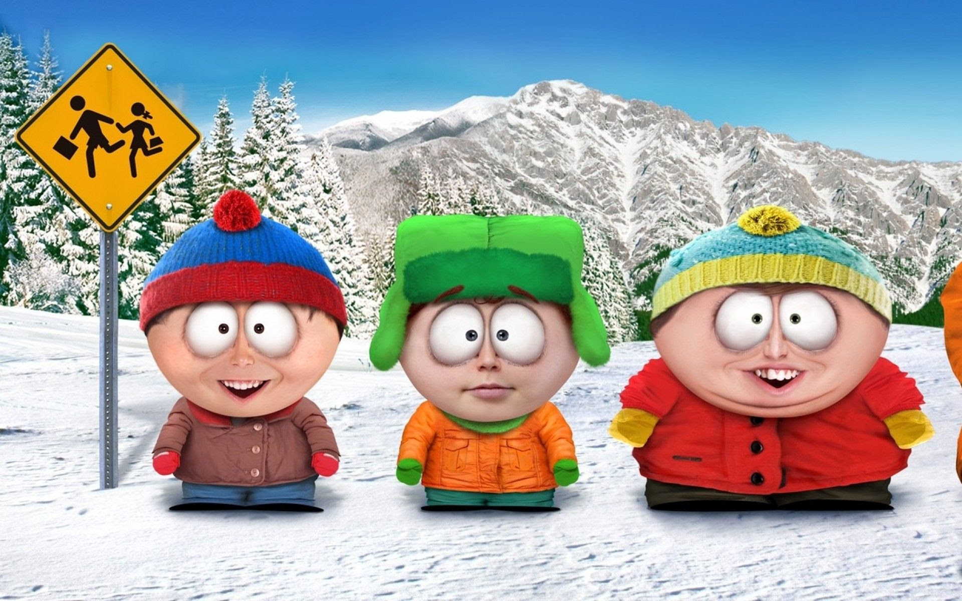 South Park Wallpapers Trumpwallpapers