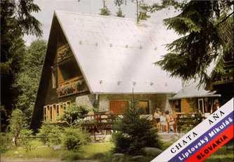 chata ana-tatry-ubytovanie