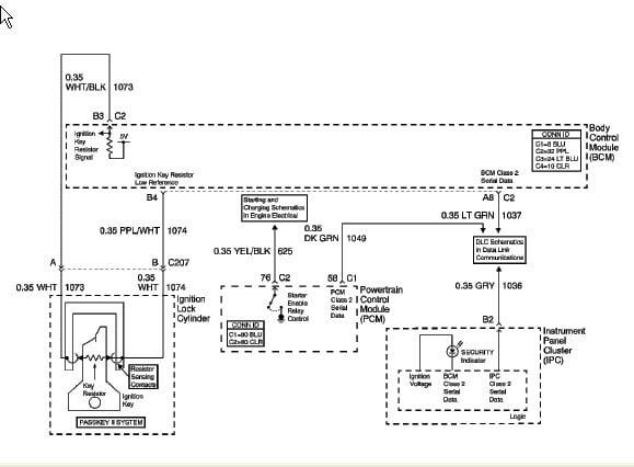 2000 Buick Lesabre Radio Wiring Diagram