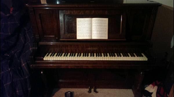 RARE Chickering & Son's 67BB Upright Piano - for Sale in ...