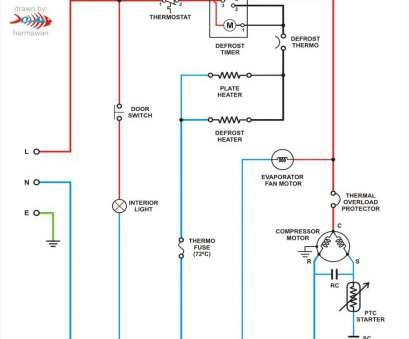 Electrical Wiring Diagram For Cold Room, Room Wiring Diagram