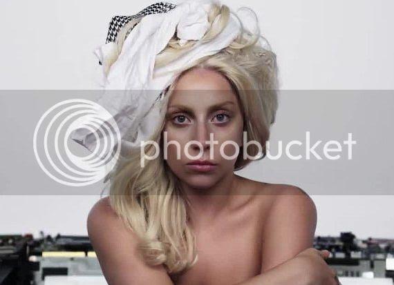 Watch: Lady Gaga presents a very boring 'ARTPOP' film...