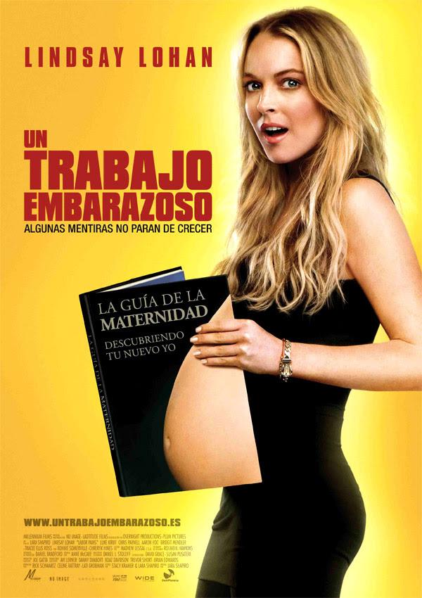 Un trabajo embarazoso (Lara Shapiro, 2.009)