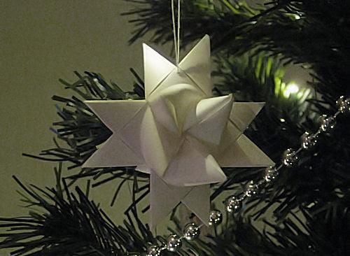 paper star :: papirstjerne