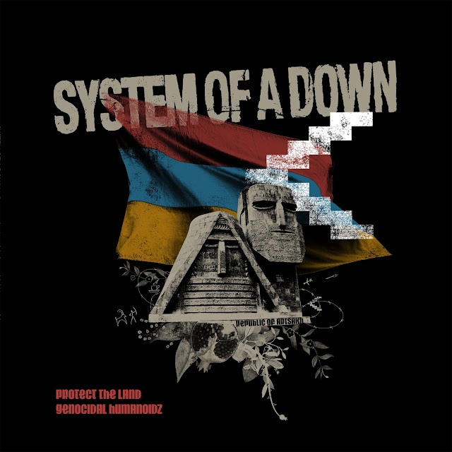 System Of A Down - Protect The Land / Genocidal Humanoidz - Single [iTunes Plus AAC M4A]