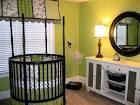 Surprising Bedroom Green Baby Nursery Design Ideas Baby Nursery ...