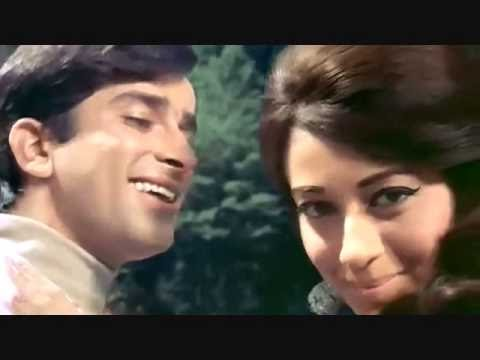 Bekhudi Me Sanam Lyrics in Hindi/ English - Haseena Maan Jayegi (1968)