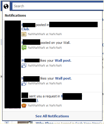 FB problem on Outdated Penang Uncle blogspot dot com