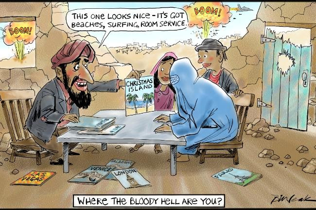 Bill Leak cartoon 5/4/2010