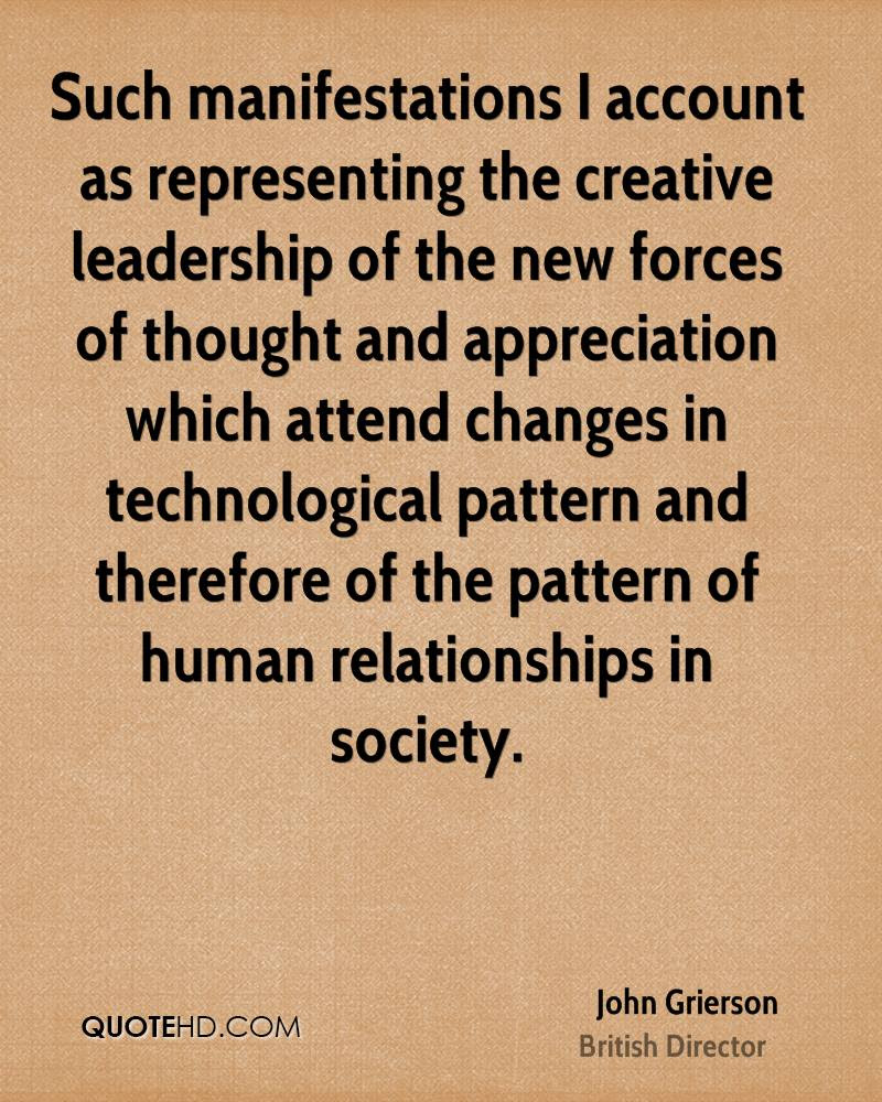 John Grierson Leadership Quotes Quotehd