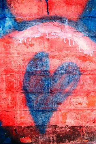 Graffiti Heart by dcclark