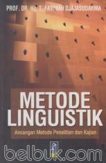Metode Linguistik: Ancangan Metode Penelitian dan Kajian