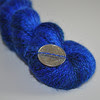 Blue Kid Mohair