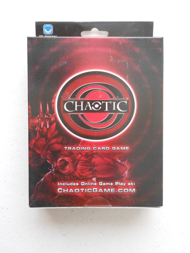 Chaotic Trading Card Game - UnderWorld starter deck