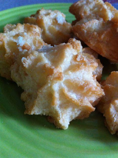 Rocher noix de coco     Chut!!! Je cuisine