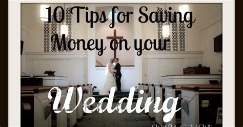 Have a Cheap Wedding: Best Ways to Save   My Girlish Whims