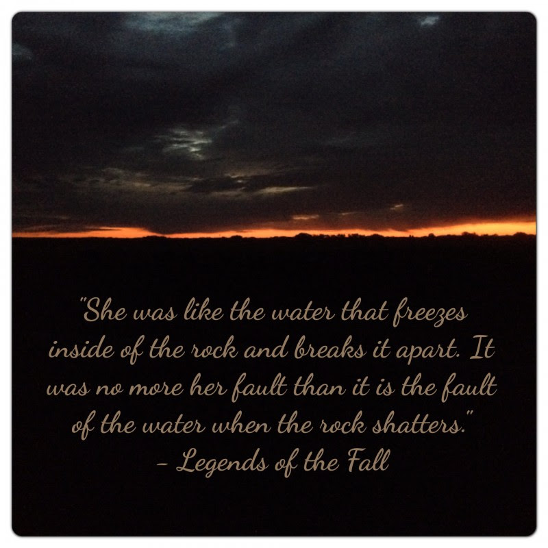 Legends Of The Fall Quote Quote Number 707617 Picture Quotes