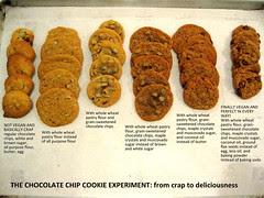 The veganize-a-cookie experiment