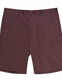 Reiss Prom Tailored Shorts Grape