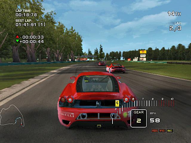 System 3  Ferrari Challenge Trofeo Pirelli [Wii]