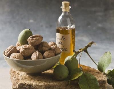 Масло из зеленых грецких орехов
