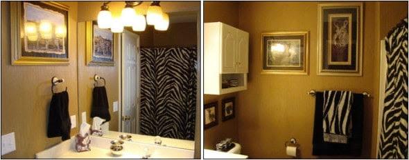 Home Architec Ideas Jungle Themed Bathroom Ideas