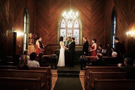 Real Weddings: Alison & John's Delightful Small Church