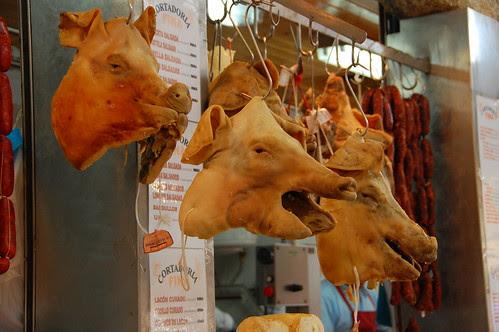 mercato di santiago