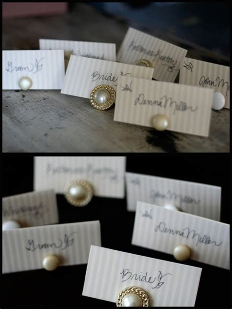 Best 25  Place card holders ideas on Pinterest   Place