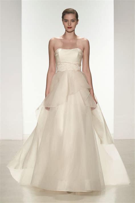 Designer Wedding Dresses Amsale Spring 2015 Bridal Collection