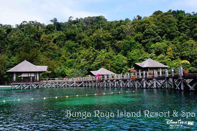 Bunga Raya Island Resort & Spa 01