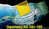 Online Geometry Problem Art 181-190.